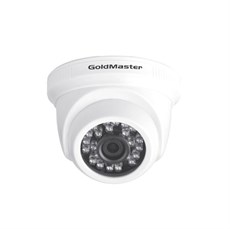 Goldmaster GHC-4220DF 2MP 3.6MM IR DOME AHD KAMERA