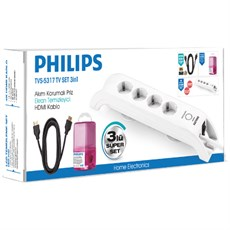 Philips PHILIPS TVS-5317 3lü Set