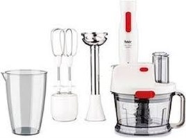 Fakir Mr.Chef Quadro Beyaz 1000 W Blender Seti